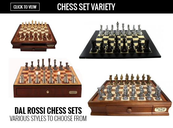 Various Chess Sets
