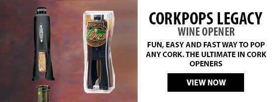 Corkpops Ultimate Wine Bottle Opener