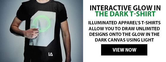 Glow In The Dark Shirts For Drawing