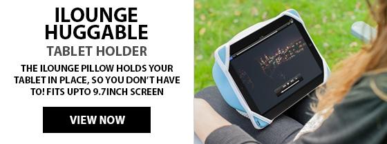 iLounge Huggable Tablet Holder