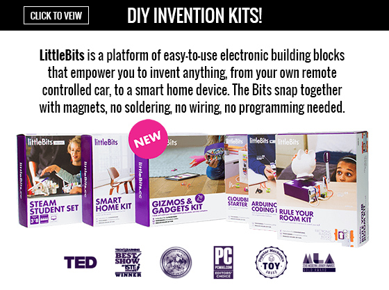 DIY Invention Kits!