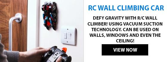 RC Wall Climbing Car