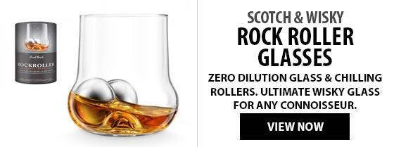 Rock Roller Glasses