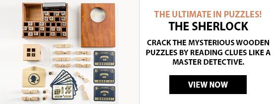 Ultimate Puzzle Game Sherlock