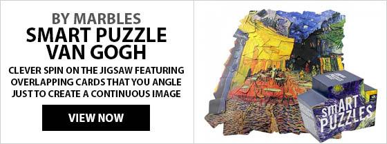 Smart Puzzle Van Gogh