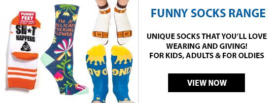 Funny Socks Range