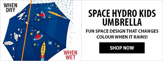 Space Kydro Kids Umbrella