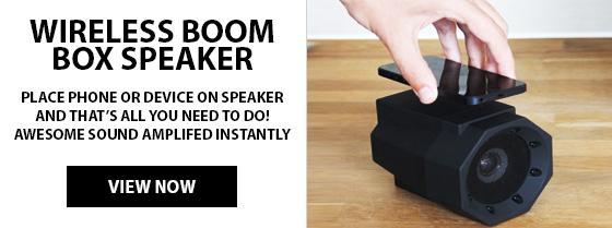 Wireless Boom Box Speaker