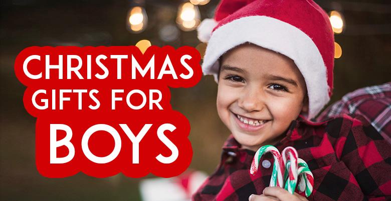 Christmas Gifts For Boys