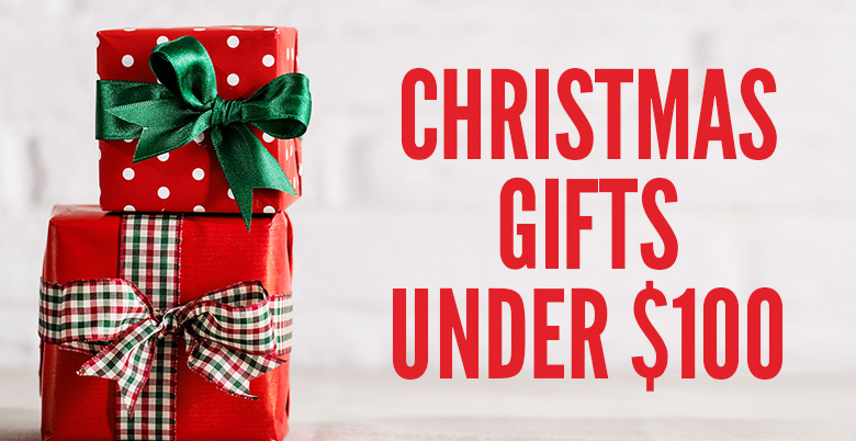 Christmas Gifts Under $100