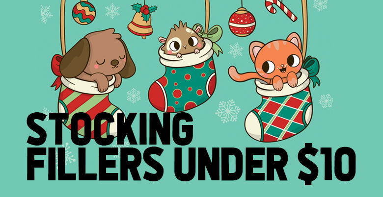 Stocking Fillers Under $10