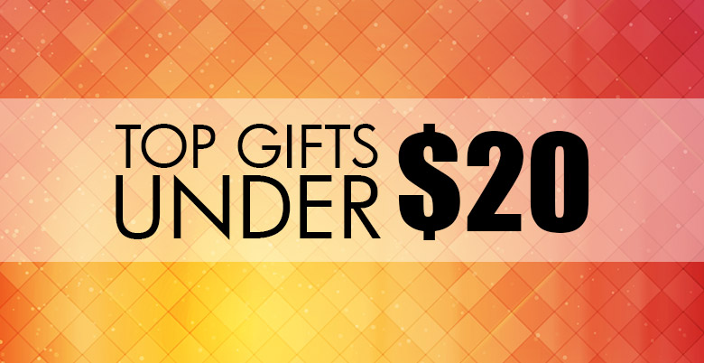 Top Gifts Under $20